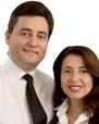 George & Nadia Peou