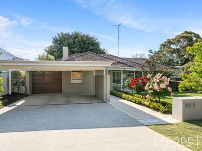 Property sold in Floreat : Abode Real Estate
