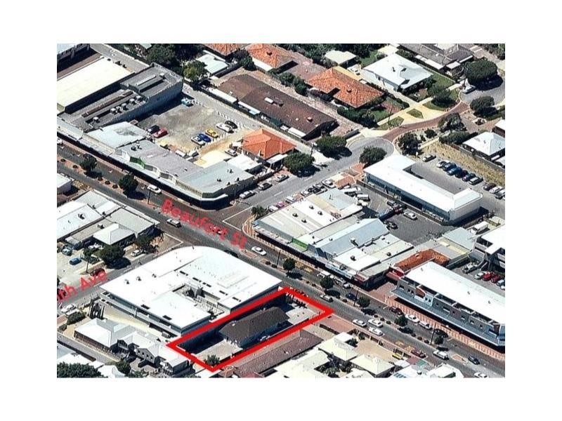 COMMERCIAL MIXED USE/ POTENTIAL REDEVELOPMENT - GREAT INVESTMENT