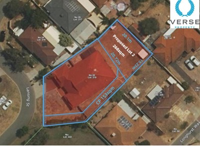 View Property - Proposed Lot 2/ Lansing Street, Queens Park, Queens Park
