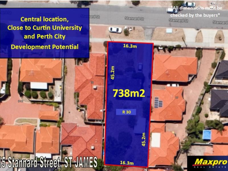 Property for sale in St James