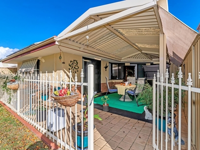 Property available now in Mandurah : Seniors Own Real Estate
