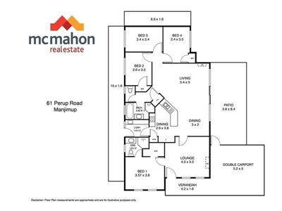 Property for sale in Manjimup : McMahon Real Estate