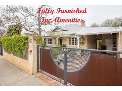 Property for rent in                                  South Fremantle : West Coast Real Estate