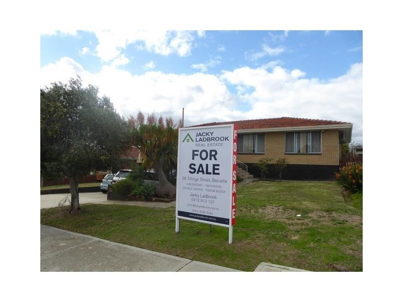 Property for sale in Balcatta : Jacky Ladbrook Real Estate