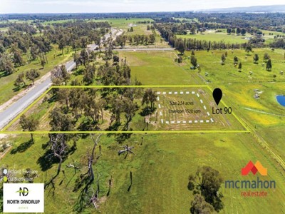 Property for sale in North Dandalup : McMahon Real Estate