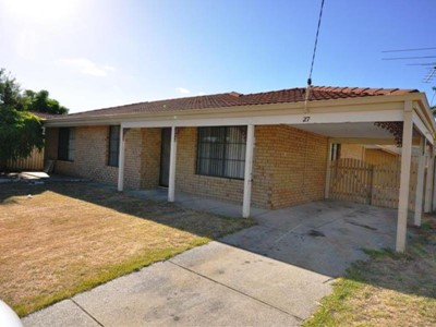 Property for rent in Mirrabooka