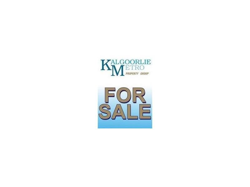 Property for sale in Coolgardie
