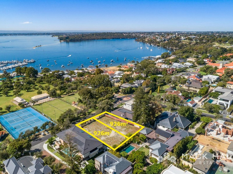 Property for sale in Peppermint Grove