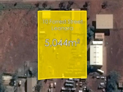 Property for sale in Leonora : McMahon Real Estate